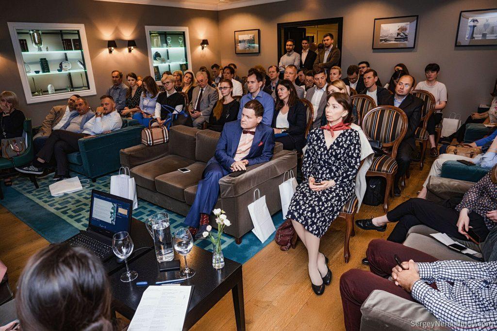 ООО Р-Фикс приняла участие в деловом мероприятии MEETING! про Апартаменты