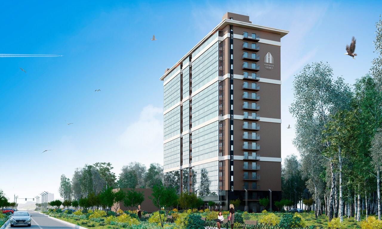 BN.RU: Эксперты оценили доступность в Петербурге апартаментов со сдачей в 2021 году